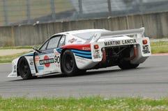 Mugello Historyczny klasyk 25 1979 Kwiecień 2014 - Lancia bety - Fotografia Stock