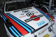 Mugello Historyczny klasyk 25 1979 Kwiecień 2014 - Lancia bety - Zdjęcia Stock