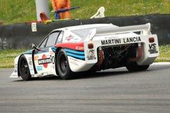 Mugello Historyczny klasyk 25 1979 Kwiecień 2014 - Lancia bety - Obraz Stock