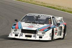 Mugello Historyczny klasyk 25 1979 Kwiecień 2014 - Lancia bety - Zdjęcia Royalty Free