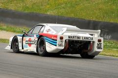 Mugello Historyczny klasyk 25 1979 Kwiecień 2014 - Lancia bety - Obrazy Stock