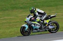 MUGELLO - ITALIEN, AM 21. MAI: Reiter Cal Crutchlow Briten HONDA bei TIM 2016 MotoGP von Italien an Mugello-Stromkreis Lizenzfreie Stockfotografie