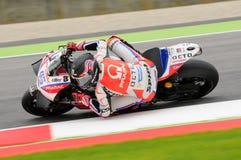 Mugello - Italien, am 21. Mai: Reiter Scott Redding Briten Ducati bei GP 2016 MotoGP von Italien an Mugello-Stromkreis Lizenzfreies Stockbild