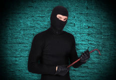 Mugger with nail puller Royalty Free Stock Photos