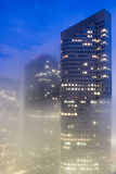 Muggy Houston 1 Royalty Free Stock Images