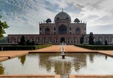 72 mughal τάφος pradesh s δ Δελχί humayun Ινδία 1565 αρχιτεκτονικής uttar Στοκ εικόνες με δικαίωμα ελεύθερης χρήσης