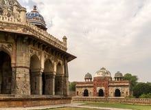 72 mughal τάφος pradesh s δ Δελχί humayun Ινδία 1565 αρχιτεκτονικής uttar Στοκ Εικόνες