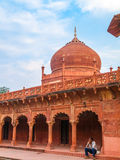 Mughal Architecture, Agra, India Royalty Free Stock Images