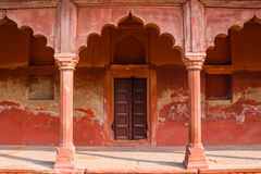 Mughal Architecture, Agra, India Royalty Free Stock Photography