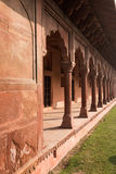 Mughal Architecture in Delhi Royalty Free Stock Photography