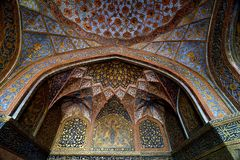 Mughal Architecture Royalty Free Stock Photos