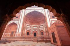Mughal Architecture stock photos