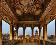 Mughal Architecture Pakistan Royalty Free Stock Image