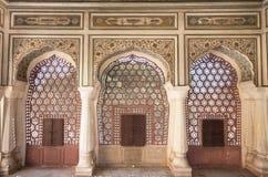 mughal arkitektur Royaltyfri Fotografi