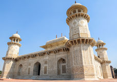 Mughal arkitektur av den Agra staden, Indien Royaltyfri Fotografi