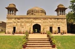 Mughal art monument in pakistan Stock Photos