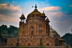 Mughal Royalty Free Stock Images