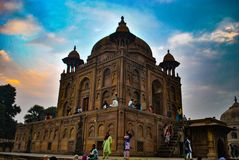 Mughal Royalty Free Stock Photography