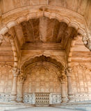 Mughal era architecture Stock Image