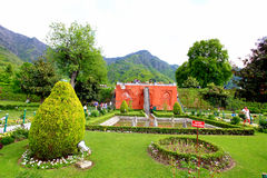 Mughal garden Royalty Free Stock Photography