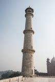 Mughal grafika w Taj Mahal Obrazy Royalty Free
