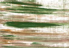 Mughal green abstract watercolor background Stock Images