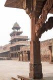 Mughal palace Stock Photography