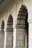 Mughal Style Arches Royalty Free Stock Photos