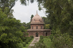 Mughal Tomb Stock Photo
