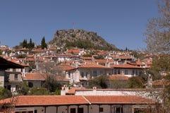 Mugla city in Turkey Royalty Free Stock Photos