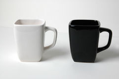 Mugs royalty free stock photos