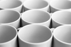 Mugs Stock Image