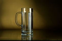 Mugs for beer Royalty Free Stock Photography