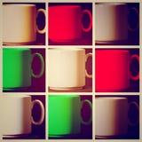 Mugs Stock Photo