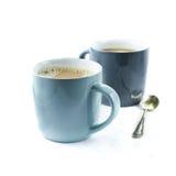 Mugs of tea Stock Photography