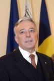 Mugur Isarescu Stock Images