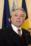 Mugur Isarescu Royalty-vrije Stock Foto's
