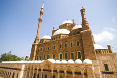 Muhamad ali mosque ,cairo Stock Photos