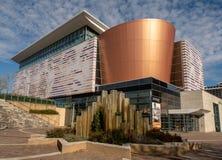 Muhammad Ali Center imágenes de archivo libres de regalías
