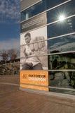 Muhammad Ali Center immagine stock libera da diritti