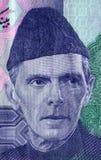 Muhammad Ali Jinnah Stock Images