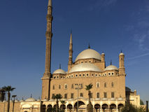 Muhammad Ali Mosque, Il Cairo Fotografia Stock Libera da Diritti