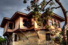 Muhammad Ali`s House. The house of Muhammad Ali in kavala city Greece stock photography