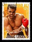 Muhammad Ali, serie de las personalidades, circa 2006 foto de archivo libre de regalías