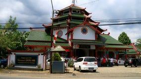 Muhammad Cheng Hoo meczet zdjęcia royalty free