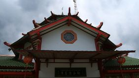 Muhammad Cheng Hoo meczet Zdjęcie Royalty Free