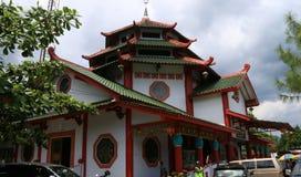 Muhammad Cheng Hoo Mosque Lizenzfreie Stockfotografie