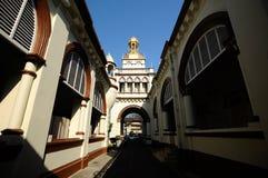 The Muhammadi Mosque The Kelantan State Mosque in Kelantan, Malaysia Stock Photography