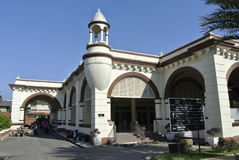 Muhammadi Mosque The Kelantan State Mosque in Kelantan, Malaysia Royalty Free Stock Images