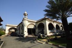 The Muhammadi Mosque The Kelantan State Mosque in Kelantan, Malaysia Royalty Free Stock Photo